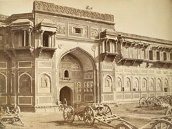 Jehangiri Mahal, Fort of Agra.